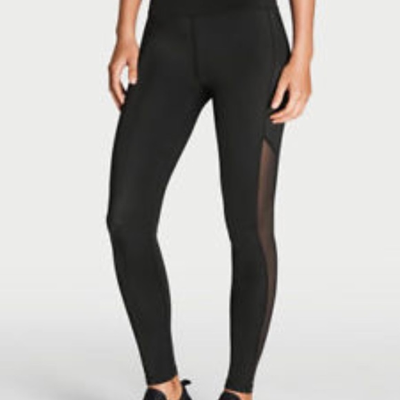 dd71626b8988a Victoria's Secret Pants | Vs Sport Mesh Leggings | Poshmark